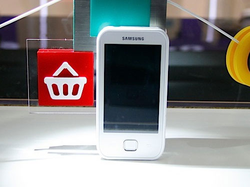 Samsung Galaxy Player debuts on Amazon UK, gets £149 price tag