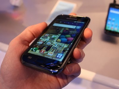 Samsung aims for 30% mobile phone market share in Taiwan