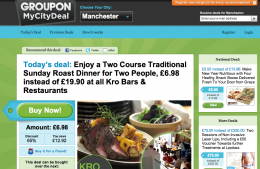 Screen shot 2011 01 05 at 11.57.41 260x169 Misleading Groupon ads highlight its growing pains