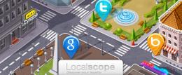 Screen shot 2011 01 05 at 6.45.49 PM 260x107 Discover the entire world around you with Localscope. [FREE APP CODES]