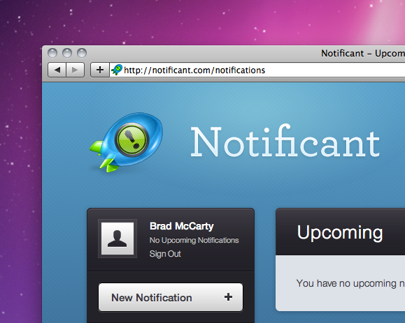 Notificant: Cloud-based notifications for every Mac in your house