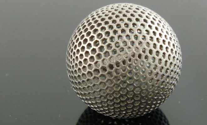 Incredibly Cool 3d Printer Creates Objects Out Of Titanium
