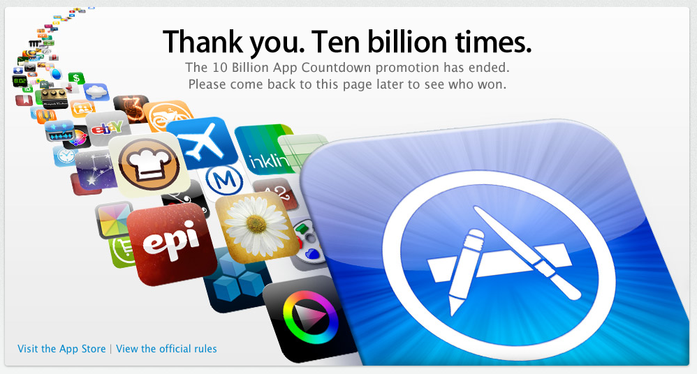 Screen shot 2011 01 22 at 10.28.26 Apple Eclipses 10 Billion App Downloads