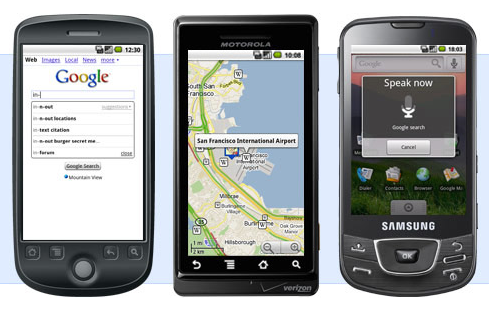 5 mobile apps that could kill business cards google goggles reheart Gallery