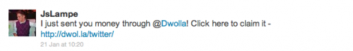 Screen shot 2011 01 24 at 11.19.50 AM 500x73 Move over PayPal, online payments just got social with Dwolla