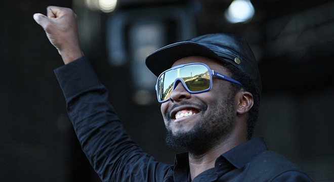 Intel hires Will.I.Am as its 'Director of Creative Innovation'