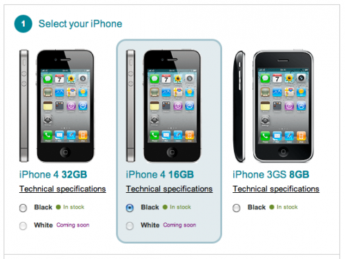 Screen shot 2011 01 28 at 09.43.43 500x376 Vodafone UK Lists White iPhone 4 As Coming Soon [Updated]