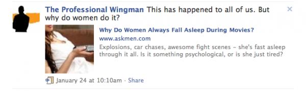 Screen shot 2011 01 30 at 6.21.31 PM 600x178 Meet The Professional Wingman, a serial lovepreneur