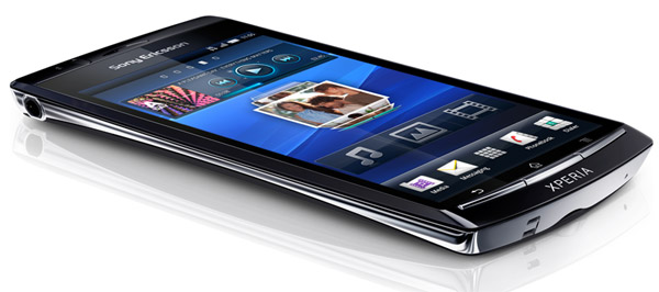 Sony Ericsson's Xperia Arc leaks ahead of its CES unveiling