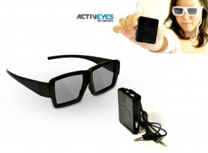 Volfoni 300x220 How to watch 3D TV in style with the foxiest frames of 2011