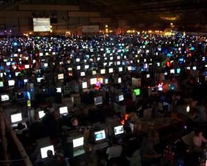 Gaming LAN Party