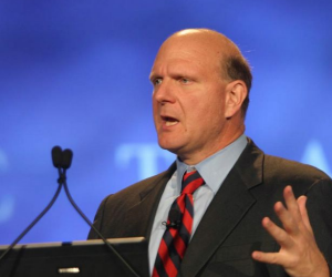 ballmer 001 1 300x250 Microsofts consortium will not buy $450 million of Novell patents
