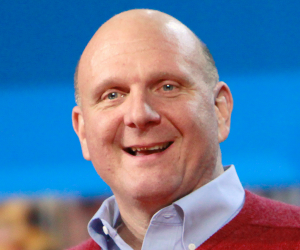 ballmer 2 300x250 The massive social reaction to Ballmers keynote: Kinect was the clear winner
