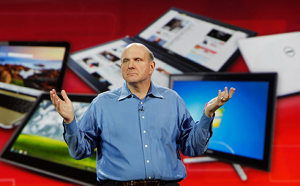 ballmer 234 300x186 The Xbox 360 sold $3 billion of games and software in US stores last year