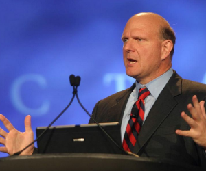 ballmer move 300x250 Is the Microsoft consortium patent purchase really off? We dont think so