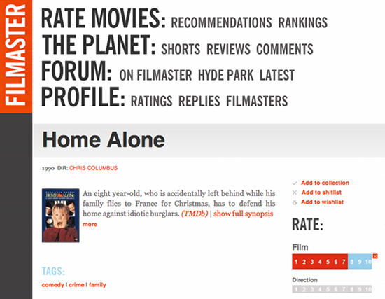 filmaster1 Filmaster launches API for movie buffs, prepares Foursquare for films