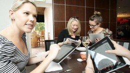 iPadMenuCard 260x146 How Restaurants are using the iPad