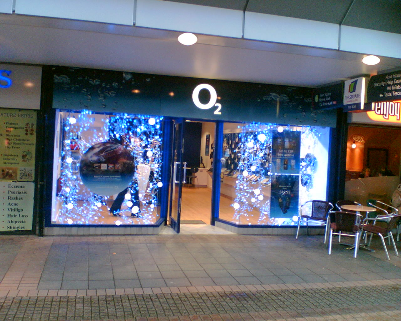 O2 To Build Nationwide Wi-Fi Network, Compete With BSkyB and BT