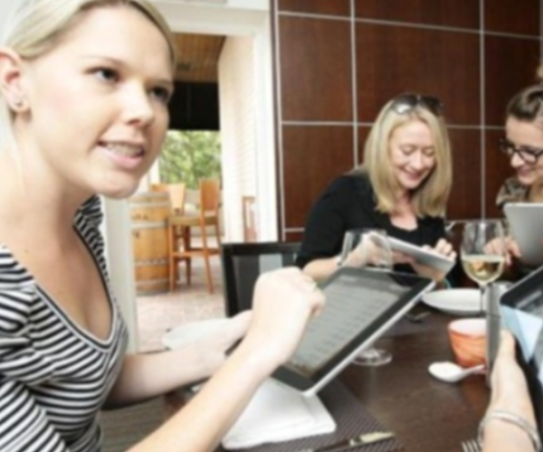 How Restaurants are using the iPad