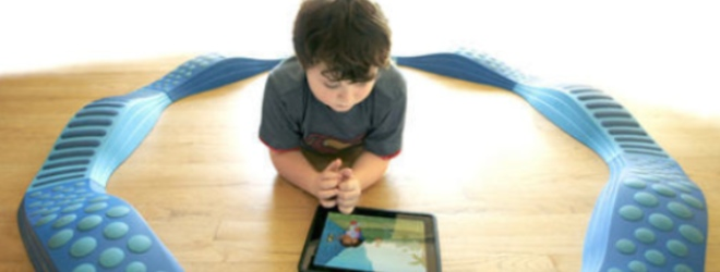 Interactive music lessons for children on the iPad and iPhone