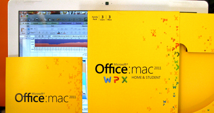 Microsoft giving Mac users free 30 day trials of Office 2011