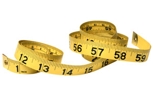 measuring tape lg Bespoke 2.0: Get him a custom shirt for Valentines Day