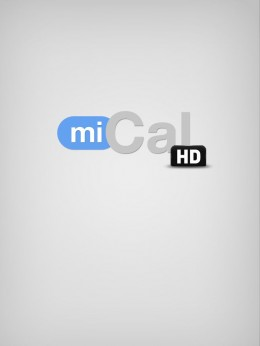 miCal HD for iPad Home 260x346 miCal HD.  A tremendous iPad calendar app and so much more