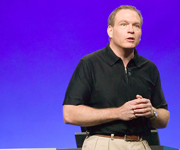 Microsoft's Servers and Tools boss is on his way out