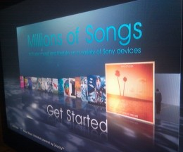 music unlimited 260x216 Sonys streaming music service: Promising, but UI flaws frustrate