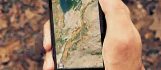nexus s google map