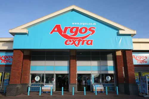 Argos introduces PayPal payments, looks to simplify its mobile offerings