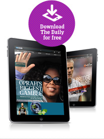 side ad First image of Rupert Murdochs iPad newspaper emerges