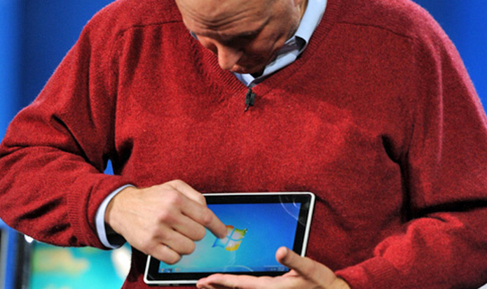 What Microsoft really thinks about the iPad