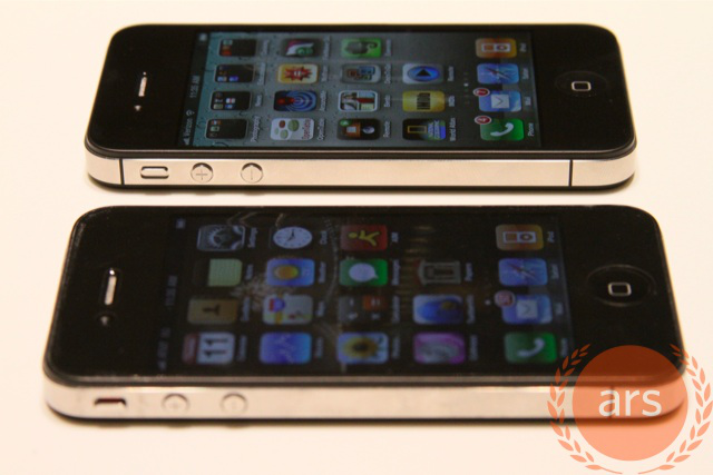 verizoniphone side ars 6 Quick Verizon iPhone 4 Facts