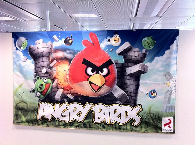 Angry Birds gamers spend 200 million minutes playing each day