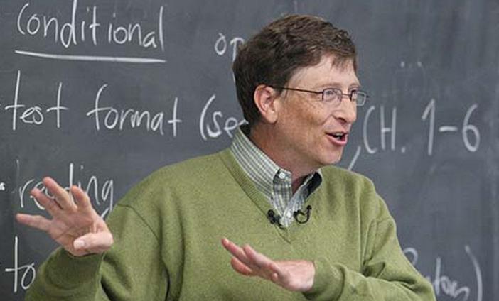 Jon Stewart calls Bill Gates 'Batman' on the Daily Show