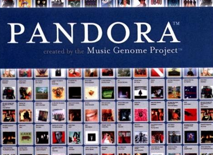 Pandora Files For IPO