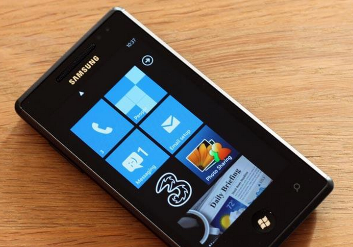 The fix for bricked Samsung Omnia 7 WP7 handsets