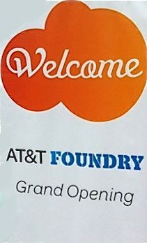 ATT Foundry Grand Opening1 AT&T launches first of its innovation centers. We run down the best of the new tech