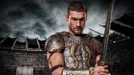 Andy Whitfield as Spartacus in a 2009 production still from Spartacus Blood and Sand 520x292 Appitalism CEO picks his Top 10 Apps for the iPad