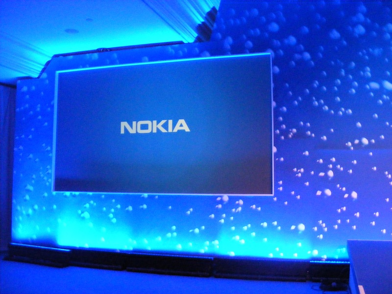 Live From Nokia's Capital Markets Day
