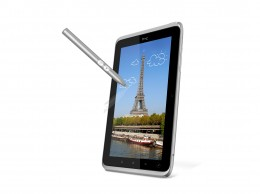 Flyer FrontPen 260x194 HTC Flyer Is Official: 7 inch Aluminium Android Tablet With A Media Focus