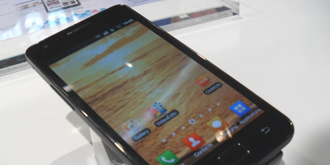 Hands on with the Samsung Galaxy S II [Video]