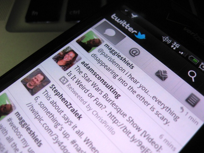 Twitter for Android gets a slick new design and contact search [Video]