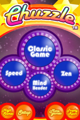 IMG 1777 260x390 App Store Classics: Cute, clever, confounding   its Chuzzle.