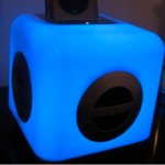 LEDbox 150x150 6 sleek looking gadgets for the iPhone, iPad and iPod