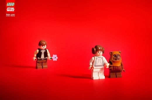 Lego Star Wars Ad Sad Luke 580x382 520x342 Morning dose of awesome: LEGOs new Star Wars ads