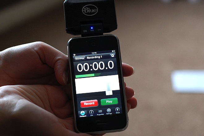 Blue Mikey 2G review: Turn your iPhone or iPod Touch into a serious recording device