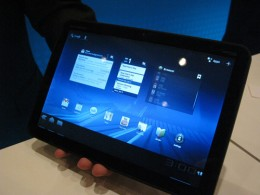 Motorola Xoom 260x195 Motorola chief defends XOOM pricing, says 4G capabilities justify its cost