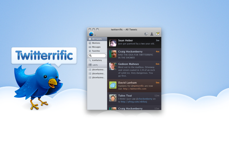 Picture 1054 Twitterrific for the Mac is now live in the App Store. Satisfactory at best.